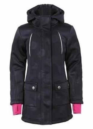 Курточка на девочку softshell crivit,германия.