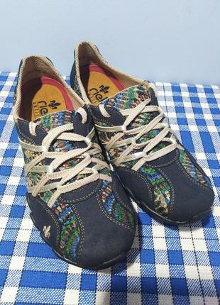 Кросівки rieker