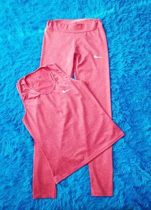 Спортивный костюм нежно-розового цвета меланж