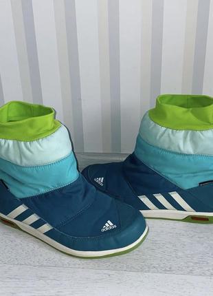 Термо сапоги.сапоги адидас .сапоги adidas