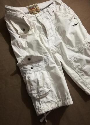 Крутые шорты-бриджи