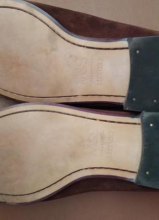 Туфли замш3 фото
