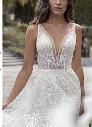 Свадебное платье madeira saige