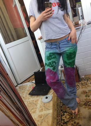 Брендовые уникальные джинсы victoria beckham
