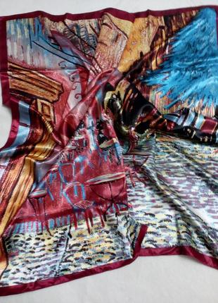 Платок *картины ван гога*