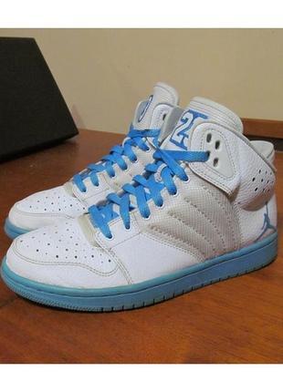 Кроссовки - ботинки nike jordan 1 flight 4 premium basketball trainers