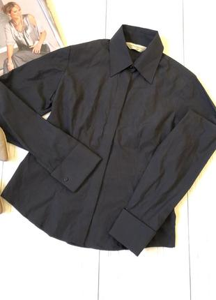 Базовая чёрная рубашка лиочелл