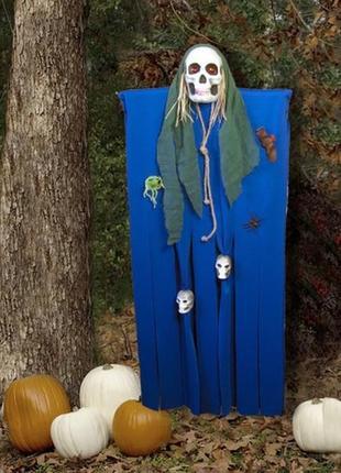 Хэллоуин декор для фото зоны фото сессии призрачный череп
