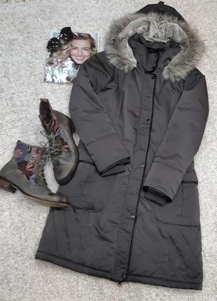Куртка с капюшоном от reserve