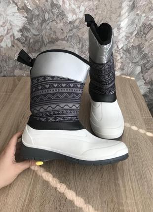 Италия 36 р гумаки чоботи сапоги резиновые