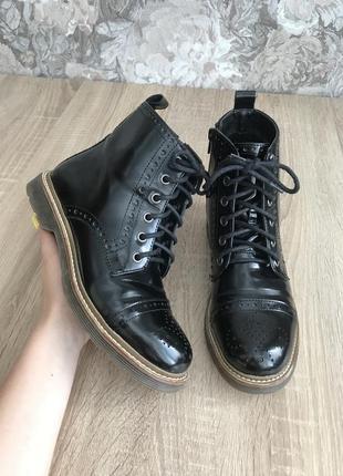 Catwalk 37 р черевики туфли ботинки туфлі