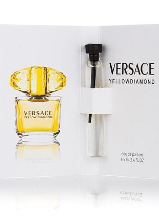 ❤️ мини парфюм с феромонами ❤️ акция 3+1❤️versace yellow diamond🌟