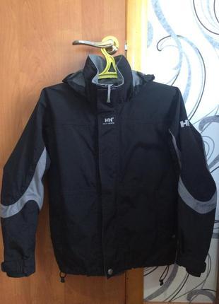 Куртка helly hansen ветровка