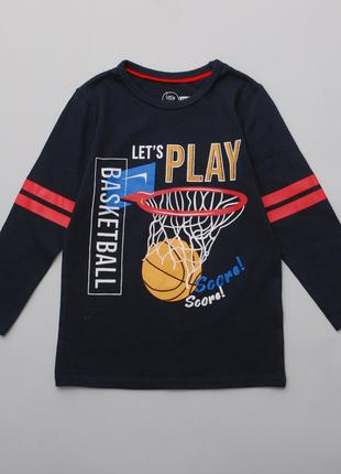 Реглан для мальчика basketball play pepco