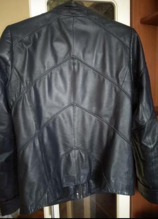 Куртка из натуральной кожи ,куртка осень