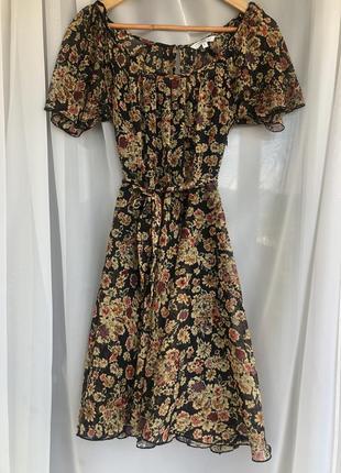 Осіння сукня/ платье