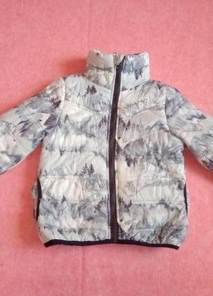 Крутая куртка на 5-6 лет