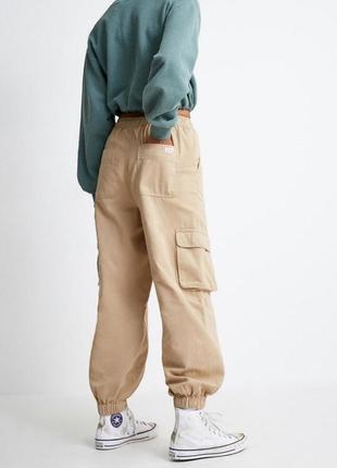 Брюки карго, джинсы джогеры новые sinsay