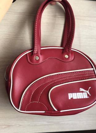Детская сумочка puma