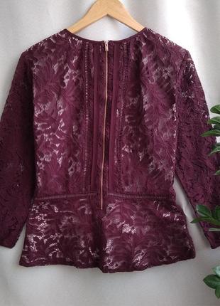 Блуза топ гипюр от inwear