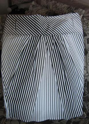 Элегантная юбка-тюльпан