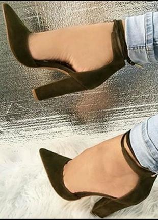 65db8dc907a8 Женские туфли-лодочки на каблуке 2019 - купить недорого вещи в ...