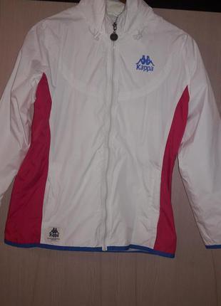 Фирменная куртка kappa