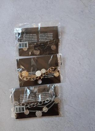 Женский браслет , металл