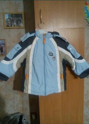 Куртка, курточка 86-92