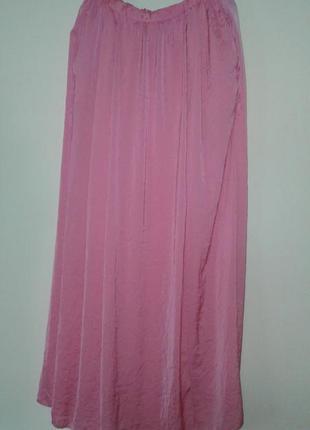 Стильная длинная юбка zara.