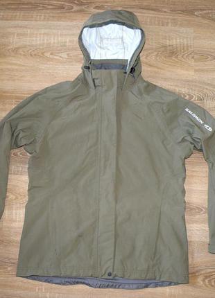 Мембранная куртка salomon clima pro women