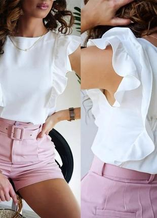 Супер блузочка /разные цвета/