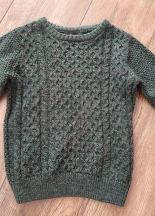 Вязанный свитер george