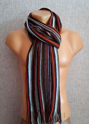 Трендовый шарф мужской burton