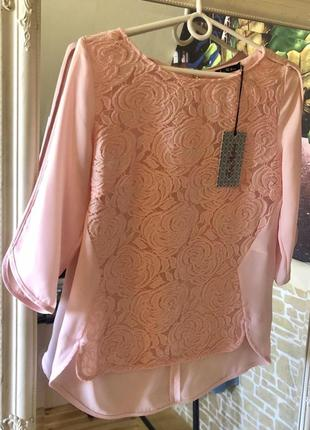 Блузка из шёлка