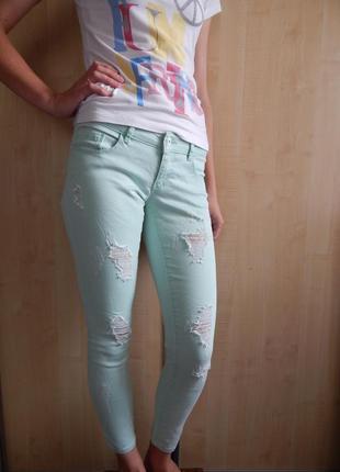 Джинсы брюки штаны only
