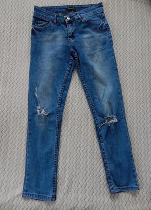 Джинси джинсы рвані рваные odl women denim