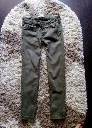 Стильные стрейчевые штаны, джинсы
