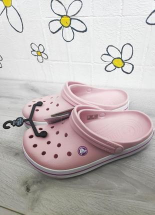 Крокс crocs crocband pearl🍬