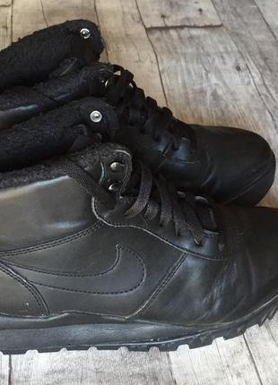 Nike ботинки