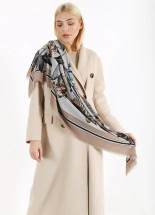 Платок хустка палантин шарф на осень