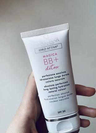 Bb крем от collistar magica bb+ detox