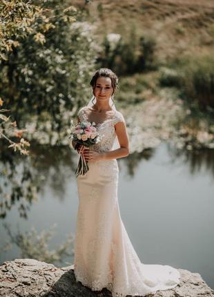 Весільня сукня