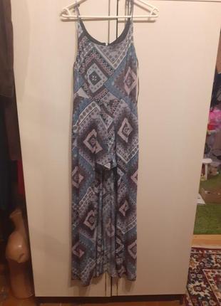 Платье пляжное select