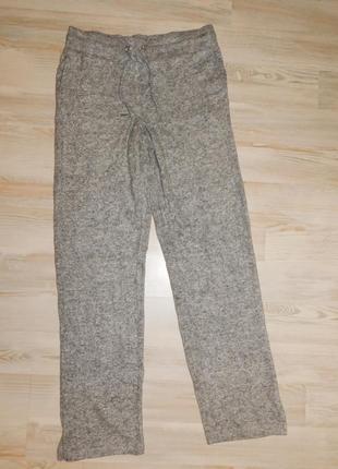 Теплые штаны h&m