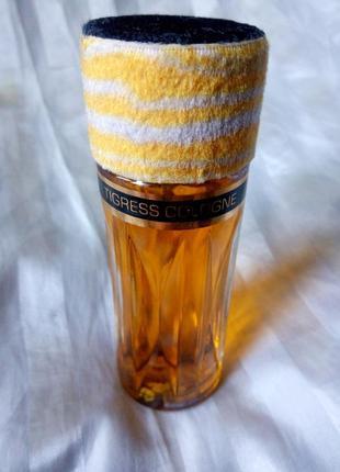 Faberge tigress винтаж, редкость 60 мл edc тигрица фаберже