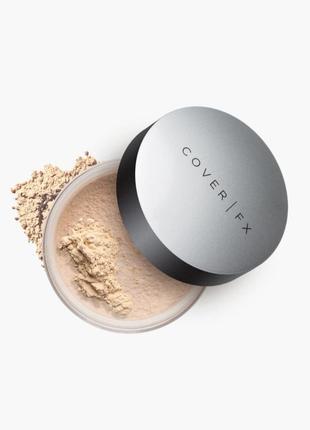 Пудра cover fx perfect setting powder 4 гр