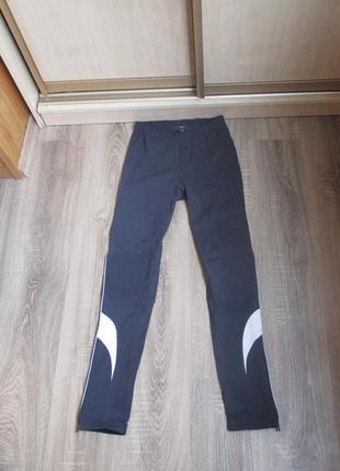 Мужские термо штаны tcm tchibo р.м рашгард,компрессионные,осенние,беговые