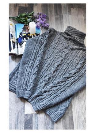 🖤 теплющий свитер-оверсайз из шерсти