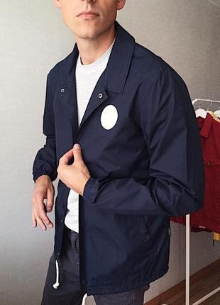 Мужская куртка легкая jack & jones